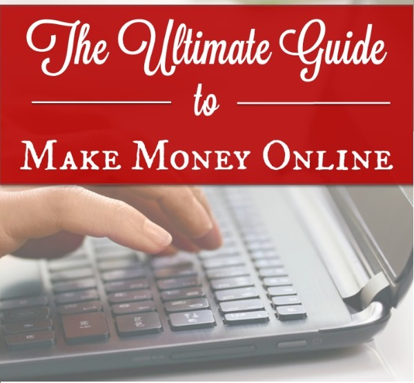 make money blogging ultimate guide